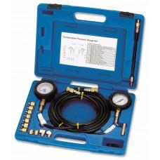 Тестер давления масла (2 манометра) ASTA TIT-130