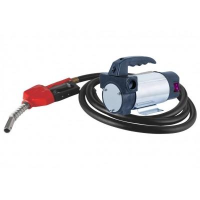 Комплект перекачки ДТ (насос, кран, шланги) VSO 50л/мин 12В (VS0245-012)