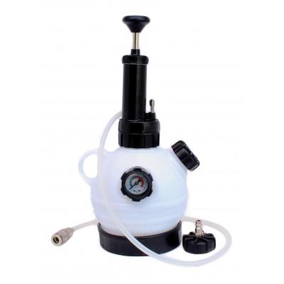 Установка для замены торм. жидкости с ручным насосом (2L, 0-5bar) ASTA A-2LBFB