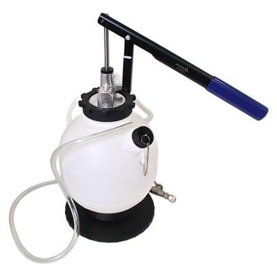 Насос для замены масла в АКПП + набор адаптеров 7,5L ASTA ASTA A-TRA75UPG20