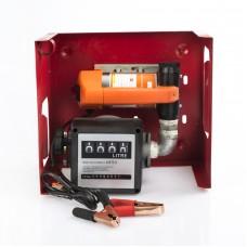 Мини АЗС REWOLT для дизельного топлива на 12В 80л/мин RE SL011A-12V