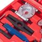 Съемник универсальный гидравлический 3в1, ход штока 75-105 мм, 13 предметов (С-5073) ALLOID
