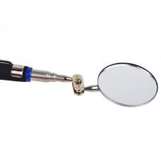 Зеркало инспекционное телескопическое 24-65 см Geko G03215
