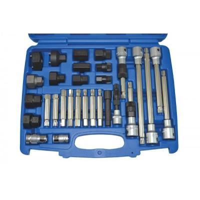 Набор ключей для генератора 30пр. ASTA A-9112-A30