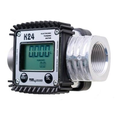 Счетчик электронный Piusi ДТ K24 110 л/мин