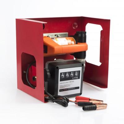 Мини АЗС REWOLT для дизельного топлива на 24В 40л/мин RE SL011B-24V