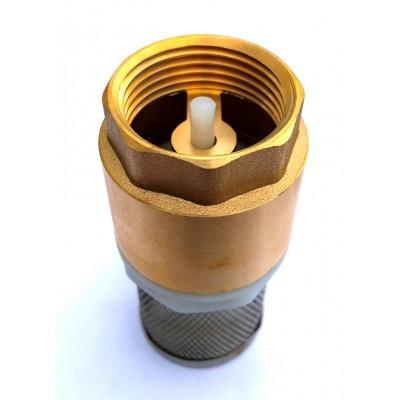 Клапан обратный с фильтром REWOLT RE SLFV-1