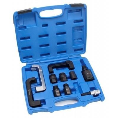 Набор съемников форсунок + адаптеры (двигателя CDI) ASTA A-PM18IN