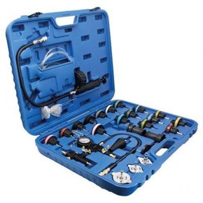 Набор для диагностики радиатора (multifunction) 27 предметов SATRA S-27PT