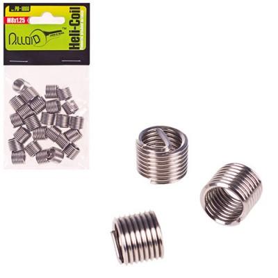 Ремонтные резьбовые вставки M8х1.25, 25 шт/уп. (РВ-1066) (РВ-1066) ALLOID