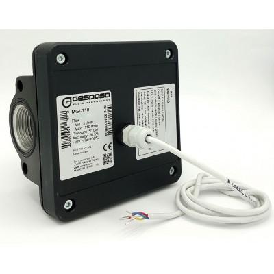 Счетчик-генератор импульсов для ДТ масла Gespasa MGI-110 110 л/мин