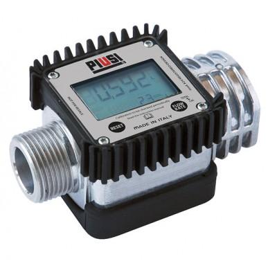 Счетчик электронный Piusi ДТ бензин K24 110 л/мин