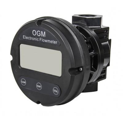 Счетчик расхода топлива REWOLT цифровой (RE SLOGM-B)