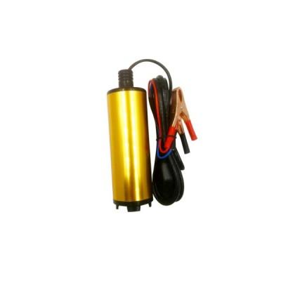 Насос топливоперекачивающий, погружной, с фильтром, в алюминиевом корпусе 38мм. REWOLT (RE SL017B-12V)