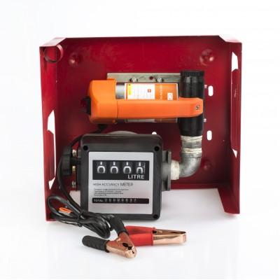 Мини АЗС REWOLT для дизельного топлива на 220В 40л/мин RE SL011C-220V