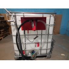 Комплект для перекачки топлива на базе еврокуба (RE SL012-1-12V)