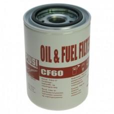 Картридж фильтра 10мк F00611000 для биодизеля, ДТ, бензина 60 л/мин Piusi
