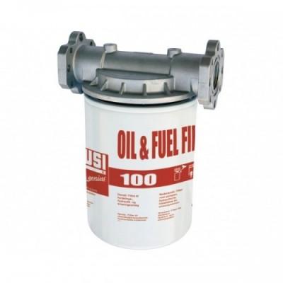 Фильтр 10мк для биодизеля, ДТ, бензина, масел 100 л/мин Piusi