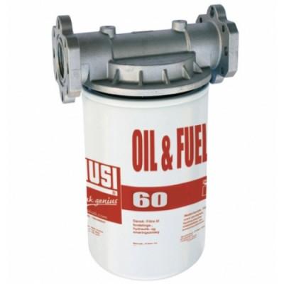 Фильтр 10мк для биодизеля, ДТ, бензина, масел 60 л/мин Piusi