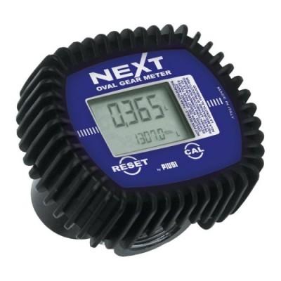 Счетчик литров электронный Next/2 для технического масла Piusi