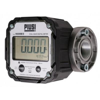 Счетчик электронный K600 B/3 pulse Piusi